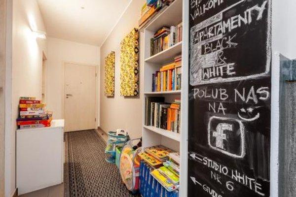 Apartamenty Black&White - фото 21