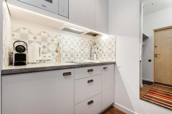 Apartamenty Black&White - фото 8
