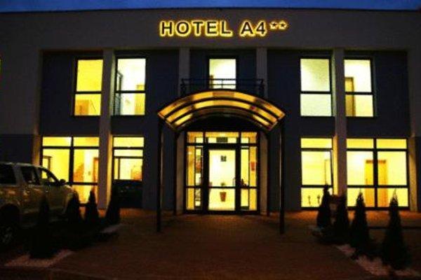 Hotel A4 MOP Zastawie - фото 11