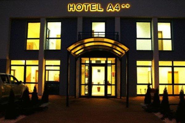 Hotel A4 MOP Zastawie - фото 9