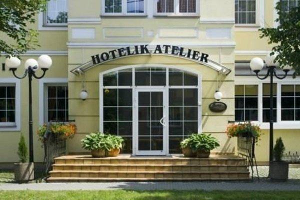 Hotelik Atelier - 12