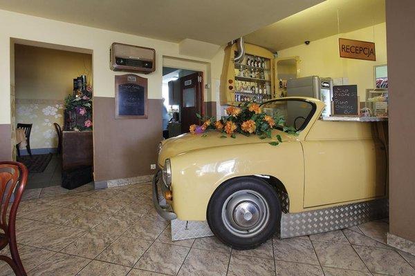 Motel Na Skarpie - фото 13