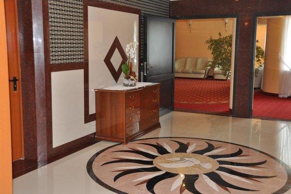 Hotel Golebiewski Bialystok - фото 12