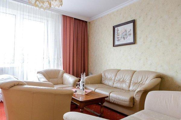 Hotel Golebiewski Bialystok - фото 7