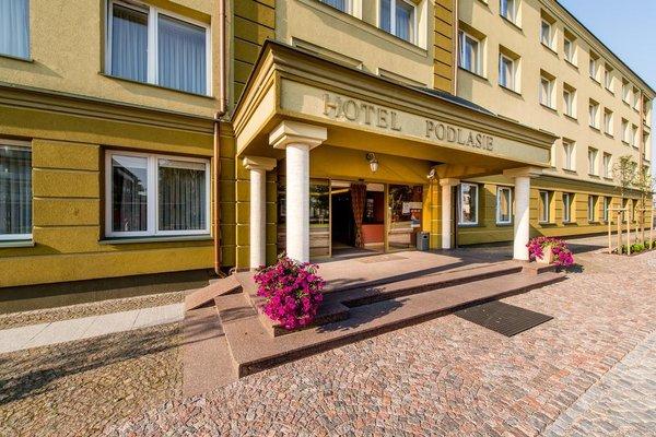 Hotel Podlasie - фото 21