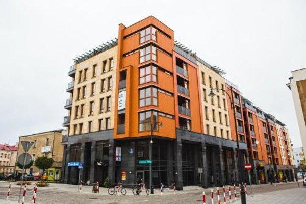 Nowy Swiat Apartments - фото 36