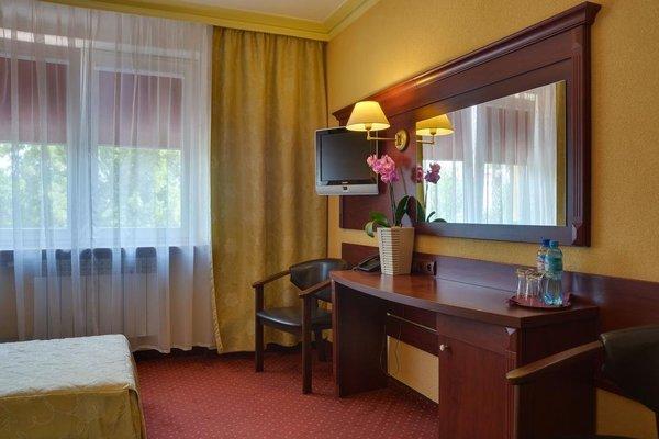 Cumulus Hotel - фото 4