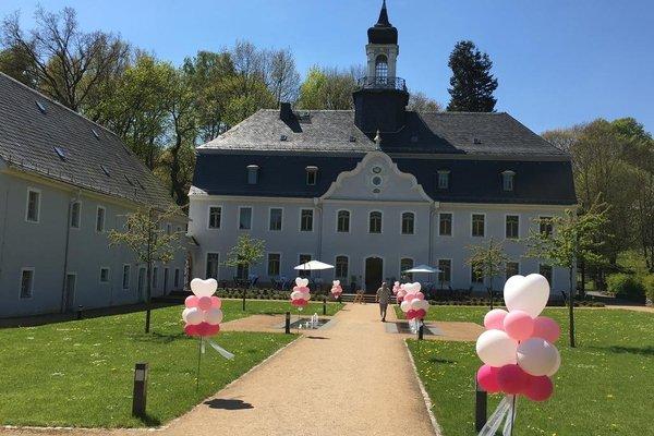 Hotel Schloss Rabenstein - фото 21