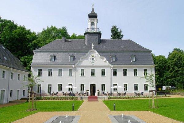 Hotel Schloss Rabenstein - фото 22