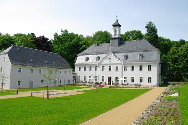 Hotel Schloss Rabenstein - фото 23