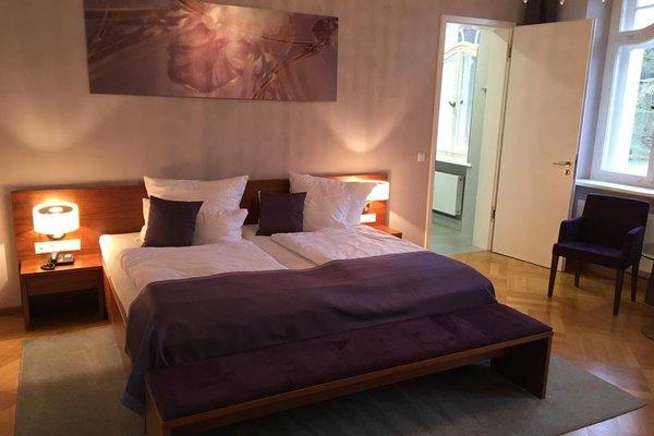 Hotel Schloss Rabenstein - фото 8