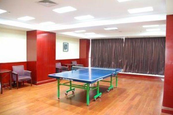Jinjiang International Hotel Tangshan - 17