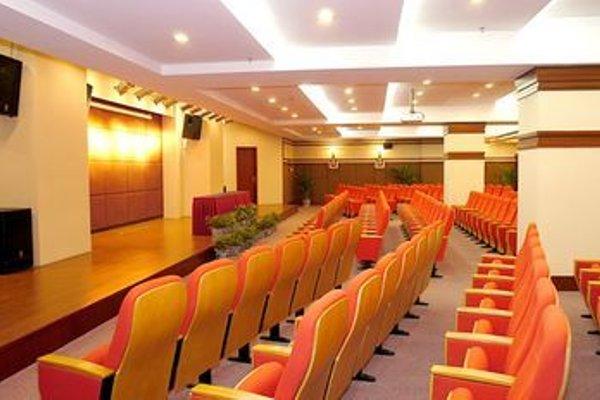 Jinjiang International Hotel Tangshan - фото 18