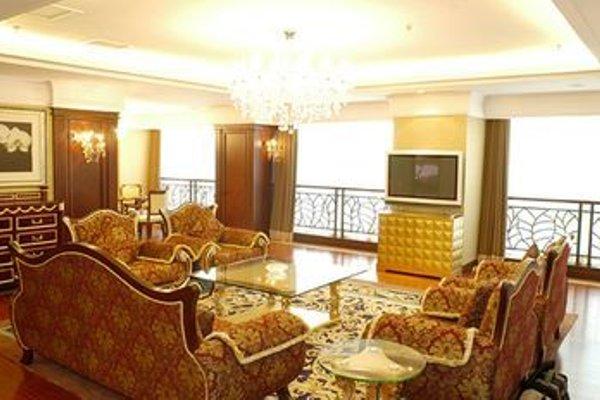 Jinjiang International Hotel Tangshan - фото 5