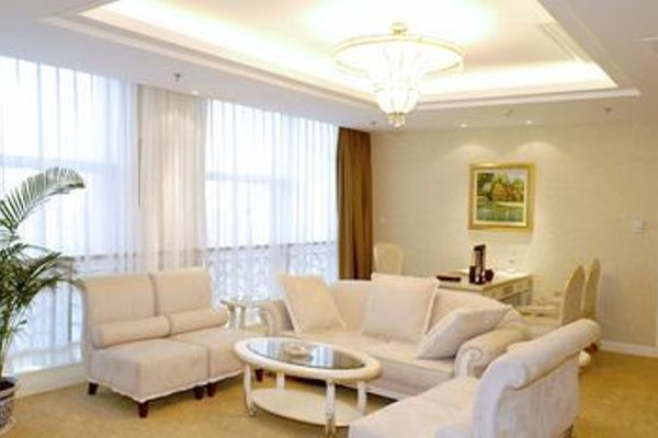 Jinjiang International Hotel Tangshan - фото 6