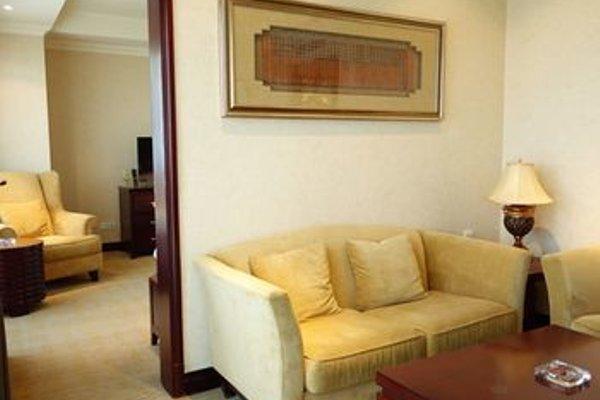 Jinjiang International Hotel Tangshan - фото 7