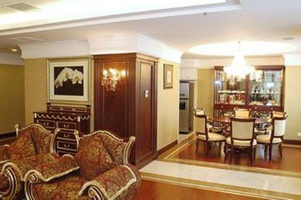 Jinjiang International Hotel Tangshan - фото 9