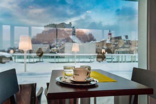JUFA Hotel Salzburg - фото 18