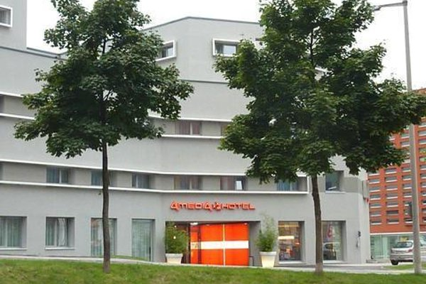 BEST WESTERN PLUS Amedia Art Salzburg - фото 23