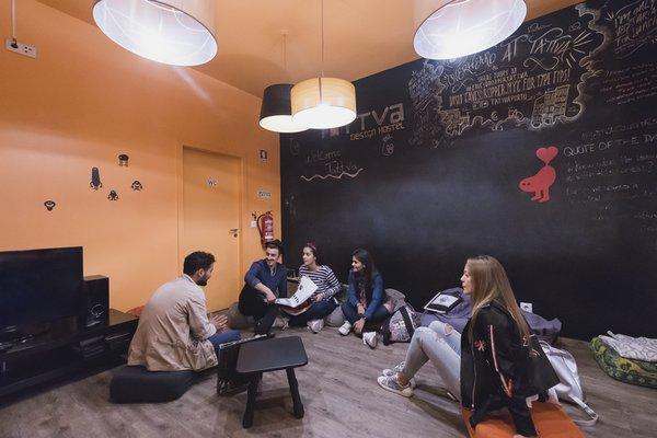 Tattva Design Hostel - фото 18