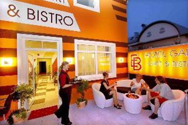 EB Hotel Garni - фото 12