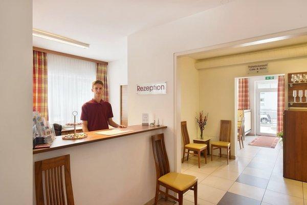EB Hotel Garni - фото 15