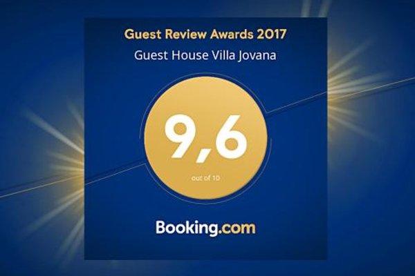 Guest House Villa Jovana - фото 5