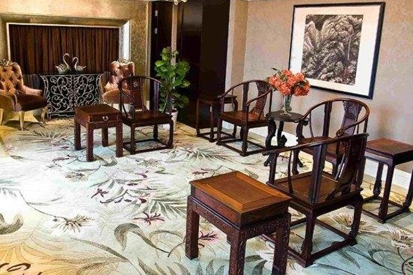 Ningbo Zhenhe Hotel - фото 10