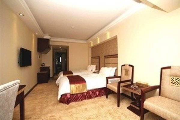 Chengdu Jinmao Holiday Hotel - фото 15