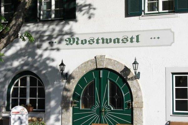 Hotel Gasthof Mostwastl - фото 21