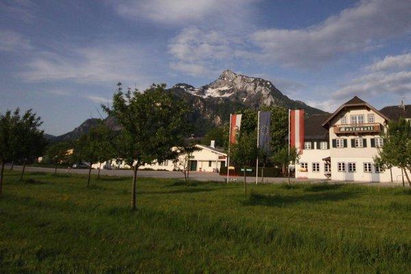 Hotel Gasthof Mostwastl - фото 23