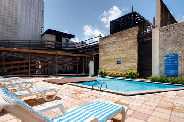Yak Beach Hotel Natal - фото 30