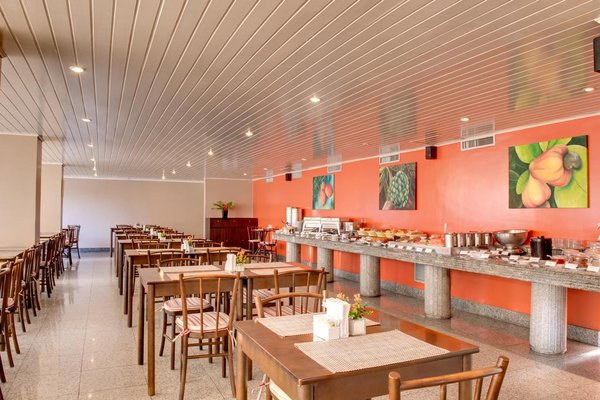 Yak Beach Hotel Natal - фото 12