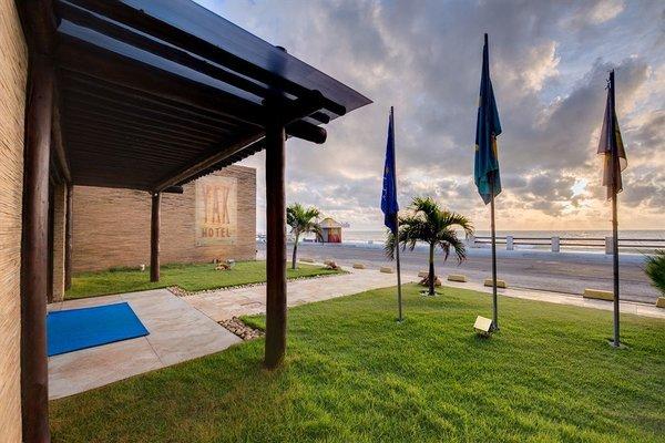 Yak Beach Hotel Natal - фото 14