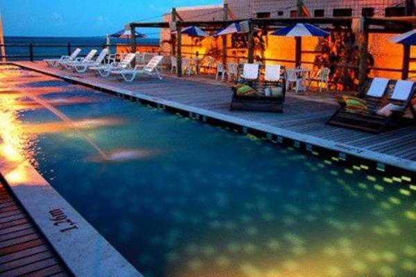 Yak Beach Hotel Natal - фото 15