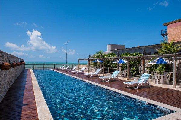 Yak Beach Hotel Natal - фото 17