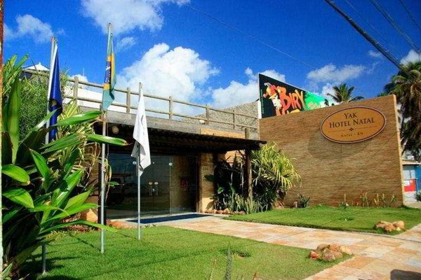 Yak Beach Hotel Natal - фото 21