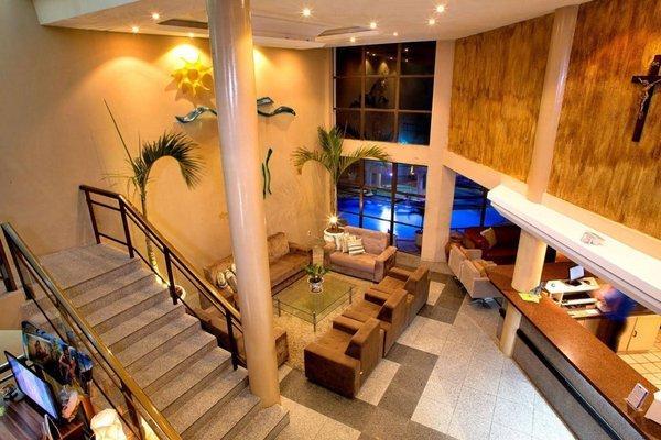 Hotel Costa do Atlantico - фото 4