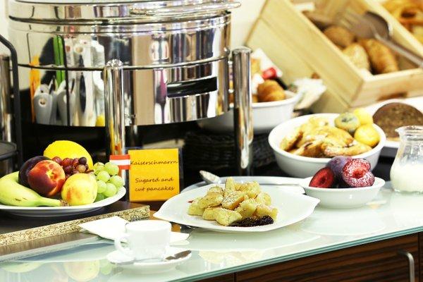 Star Inn Hotel Premium Salzburg Gablerbrau, by Quality - фото 11