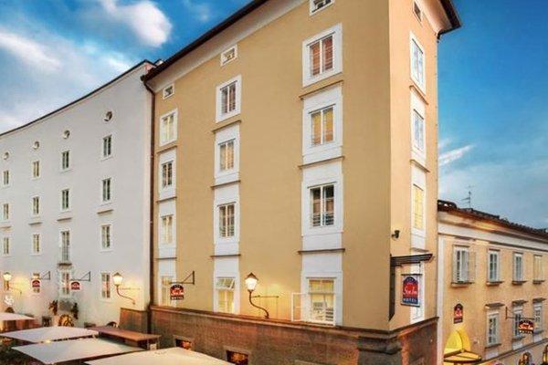 Star Inn Hotel Premium Salzburg Gablerbrau, by Quality - фото 22