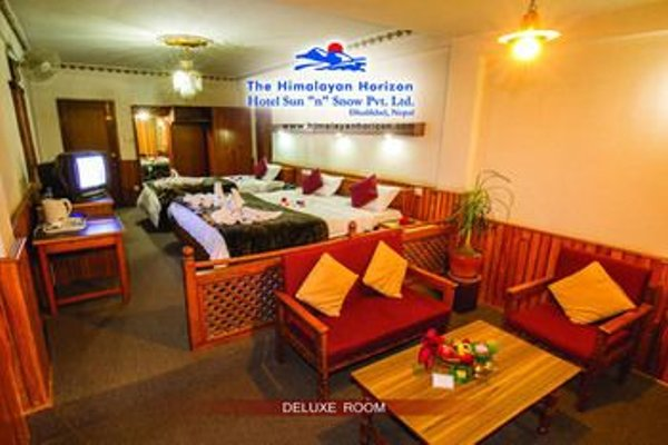 Himalayan Horizon- Dhulikhel Hotel - фото 10
