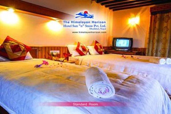Himalayan Horizon- Dhulikhel Hotel - фото 5