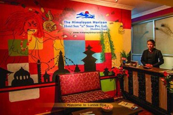 Himalayan Horizon- Dhulikhel Hotel - фото 9