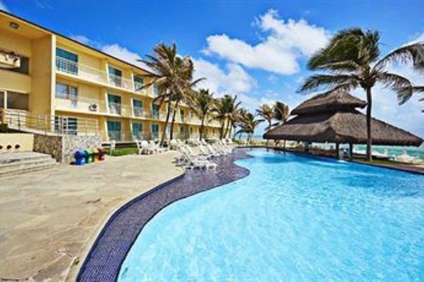 Aram Natal Mar Hotel - фото 50