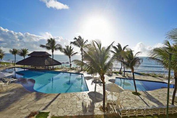 Aram Natal Mar Hotel - фото 21