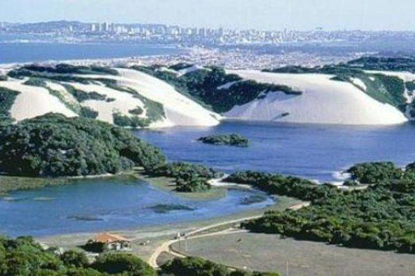 Marsallis Flat Ponta Negra - фото 21
