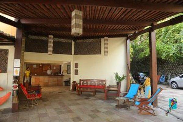 Hotel Morro do Careca - фото 12