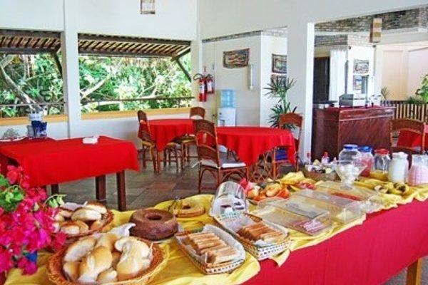 Hotel Morro do Careca - фото 7