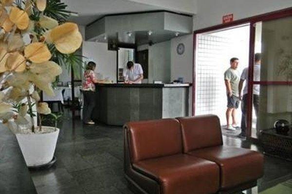 Hotel Ponta Negra - фото 14