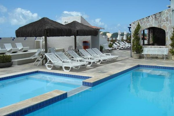 Hotel Ponta do Mar - фото 15